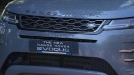 Banca Immagini Land Rover Piazza di Siena