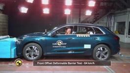 Audi e-tron - Crash Tests - 2019