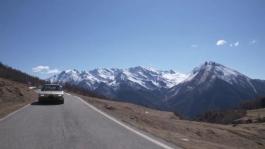 BMW Garmisch - Driving Shots