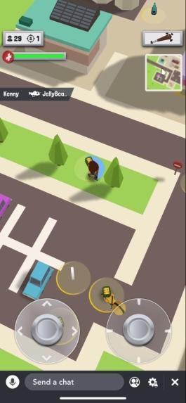 TinyRoyale gameplay4 birdzooka dominance