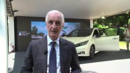 Intervista 1min 30sec Bruno Mattucci Presidente e AD Nissan Italia