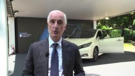 Intervista 2min 30sec Bruno Mattucci Presidente e AD Nissan Italia