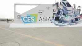 CES Asia 2019 - Pre-Show B-Roll