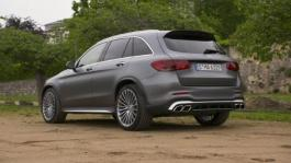 201906 Mercedes-AMG GLC 63s Review English