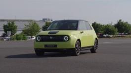 Video Honda E NoText