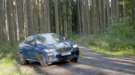 Der neue BMW X6. On Location München Scene2 hd
