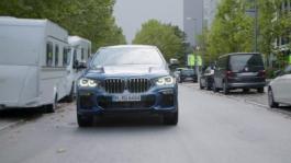 Der neue BMW X6. On Location München Scene3 hd
