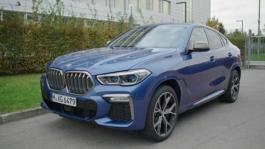 Der neue BMW X6. On Location München Scene4 hd