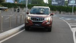 Xuv500running PART01