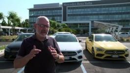 Intervista Eugenio Blasetti Mercedes Gamma Sedan