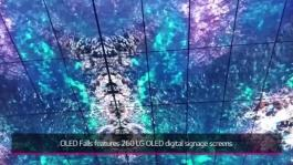 IFA 2019 LG OLED FALLS OLED TV R