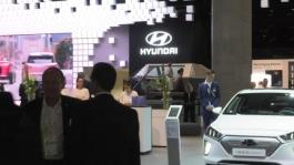 Hyundai al Salone di Francoforte 2019 int. A. Crespi
