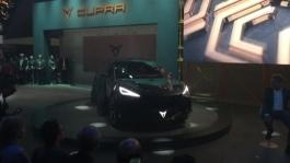 SEAT-accelerates-its-electric-offensive-at-the-Frankfurt-IAA Video HQ Footage