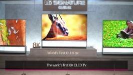 IFA 2019   LG REAL 8K OLED & NANOCELL TVS