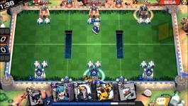 League of Wonderland - Gameplay video - Drawshot arthur