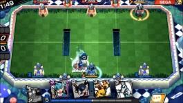 League of Wonderland - Gameplay video - Drawshot - kibitsu