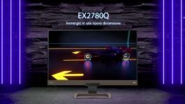 EX2780Q - Product Video