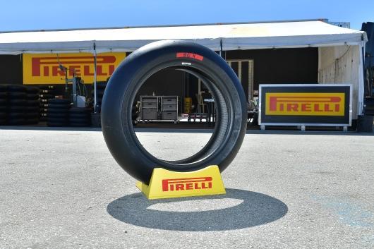 Pirelli DIABLO Superbike SCX