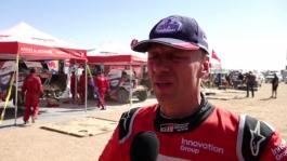 2020 Dakar Rally Stage 8 - Bernhard ten Brinke (ENG)