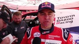 2020 Dakar Rally Stage 8 - Giniel de Villiers (ENG)