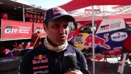 2020 Dakar Rally Stage 8 - Nasser Al-Attiyah (ENG)