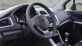 Banca Immagini Suzuki S-Cross Hybrid Statiche Interne
