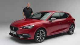 2020 Seat Leon FR World Premiere New Review English