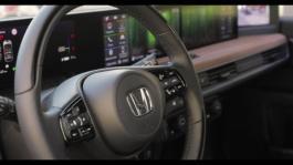 200157 Honda e Human-Machine-Interface Human Personal Assistant Demonstration