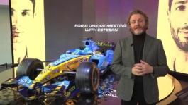 Renault F1 Team 2020 - Intervista Istituzionale Francesco Fontana Giusti
