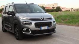 Citroën Berlingo. Spazio e versatilità per tutta la famiglia