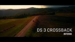 DS 3 CROSSBACK - LO STILE DEGLI INTERNI