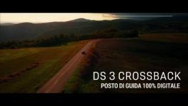 DS 3 CROSSBACK - POSTO DI GUIDA 100% DIGITALE