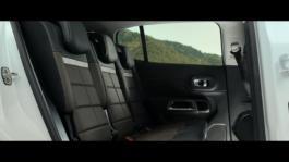 Versatilità e modularità di SUV C5 Aircross
