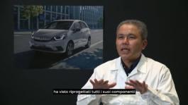 303746 Kentaro Yokoo - Assistant Large Project Leader della nuova Honda Jazz