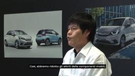 303748 Takaya Okuyama - Assistant Large Project Leader della nuova Honda Jazz