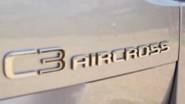 SUV Citroen C3 Aircross