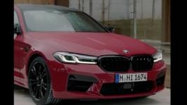 BMW M5 Competition social HD
