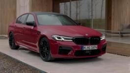 BMW M5 Competition web HD