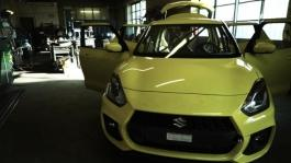 Suzuki Swift Sport Hybrid The making of
