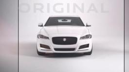 NEW JAGUAR XF DESIGN OVERVIEW FILM