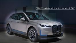 BMW iX WEB
