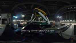 #NEXTGen 2020 – Deep Dive Driving Simulation Centre