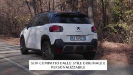 SUV CITROËN C3 AIRCROSS, IL SUV COMPATTO DALLA PERSONALITA' DECISA