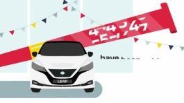 Nissan Leaf Animation Compilation v04
