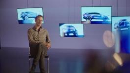 Dirk Müller-Stolz Head of BMW i Exterior Design