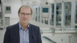 Peter Lamp, Leiter Forschung und Entwicklung Batteriezelle und Brennstoffzelle