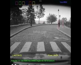 Pedestrian Detection-General views