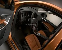 Volvo S60-Interior views