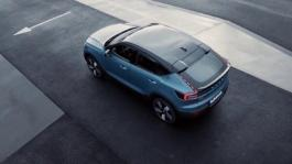 277560 Volvo C40 Recharge Static Footage