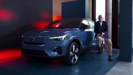 Presentazione Volvo C40 Michele Crisci x STAMPA